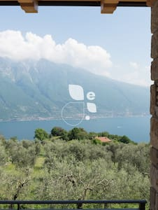 modern and new apartment with stunning lake view - Tremosine