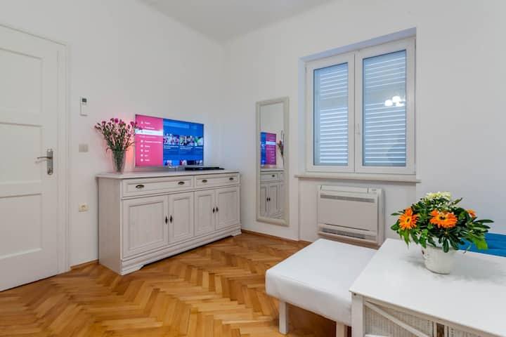 Chic apartment in center of Split