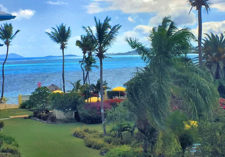 Island Time-2 bd/2 bth SEA VIEW-$190 nt WINTER '21