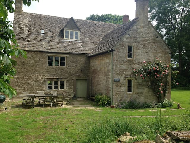 Wing of a Cotswold Cottage in a beautiful location