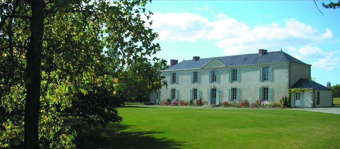 Chambre Merlet du Paty - Logis de la Cantinière