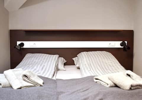 Apartments Zrenjanin ❀ 1BD APT / Parking&WiFi