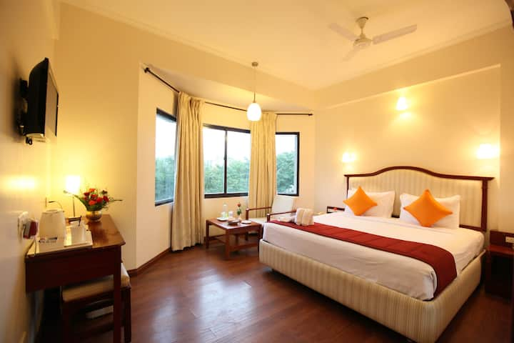 Hotel Quality Stay In The Heart Of Madurai City