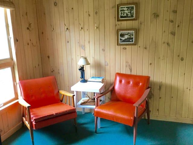 Midcentury Modern  Room