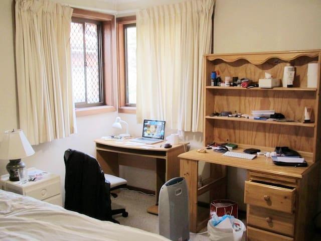 Nice doubleroom for rent, Good Neighborhood - โวลลองกอง - บ้าน