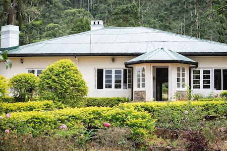 Highgrove Estate, A Tea Planters Bungalow