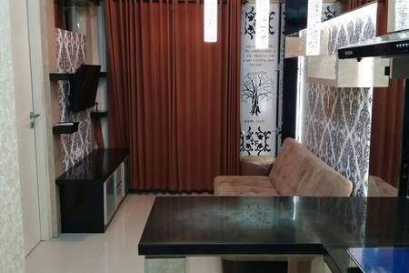 2 bed apartment on top Pakuwon Mall Surabaya - Lakarsantri - 公寓