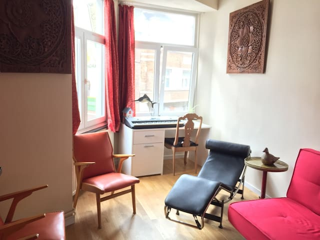 A nice apartment tranquil and charm - Auderghem - Flat