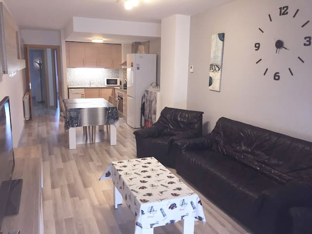 Apartment ideal for 2-4 people