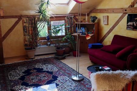 Wunderschönes Privatzimmer in ländlicher Idylle