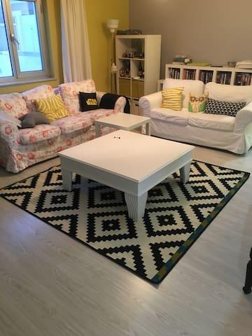 Huzur, Tatil, Eğlence - Balçova - Apartment