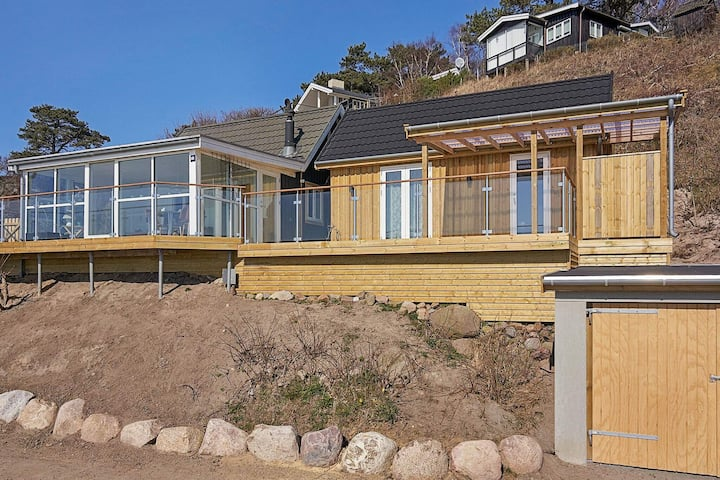 Sunlit Holiday Home in Bornholm near Sea