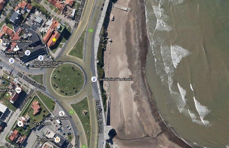 Mar del Plata frente al Mar - Mar del Plata - Lägenhet