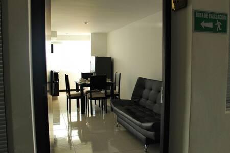 Acogedor apartamento turístico en el eje cafetero