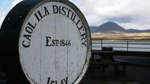 Distillery Flat, Caol ila