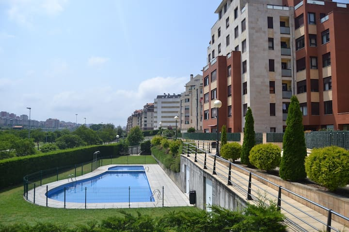 s20 piscina, residencial exclusiva