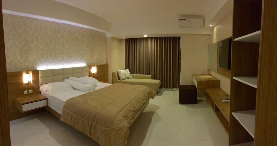 Apartment Mataram City Yogyakarta - Ngaglik - Lägenhet