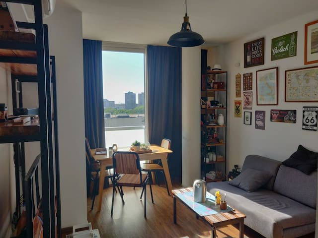 Cool and modern apartment near Puerto Madero
