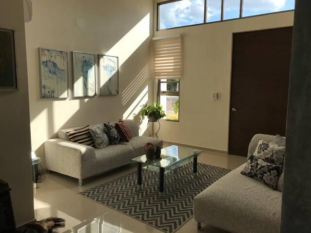 Comoda Habitacion para gozar de tranquilidad