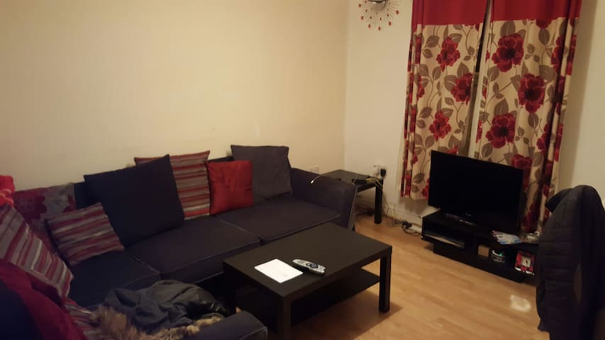 Cosy room excellent location - leeds - Casa