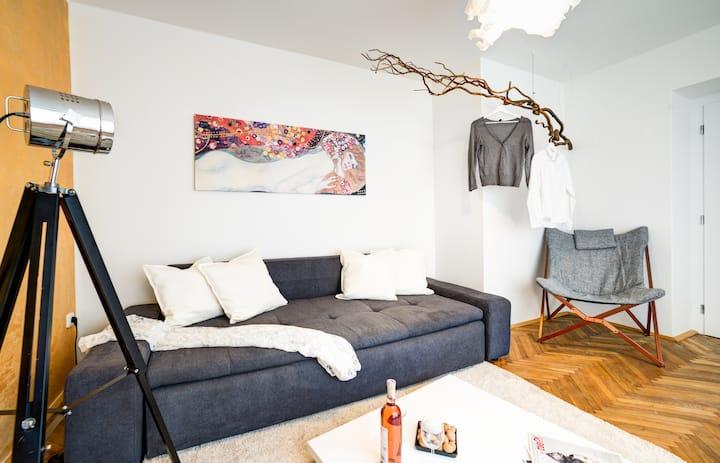 Golden Willow Apartment in Mikulov