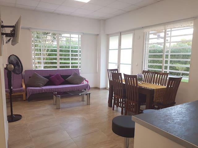 Apartamento Loft a 100 metros de la playa.