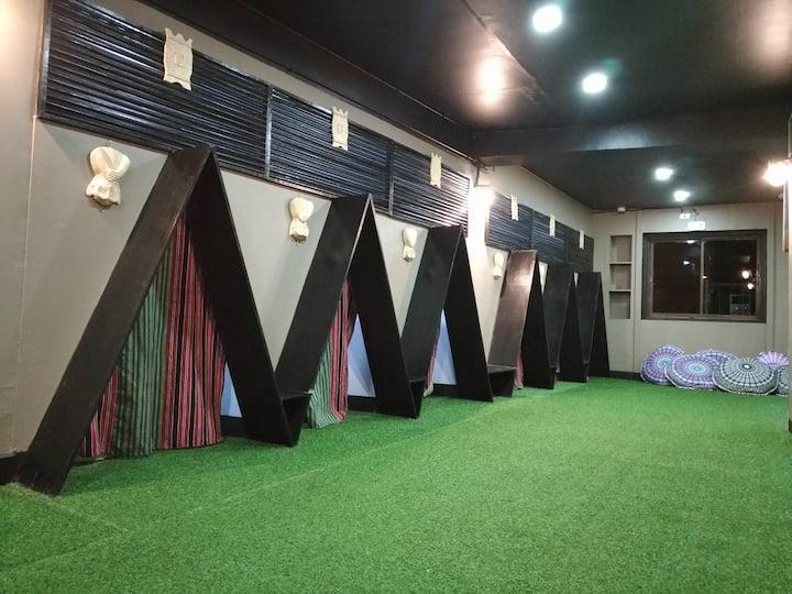 3BU Hostel Private Huts