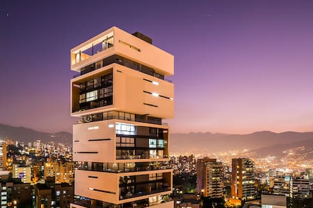 Medellin's Luxury Dream 1 BR at Energy Living - Medellín