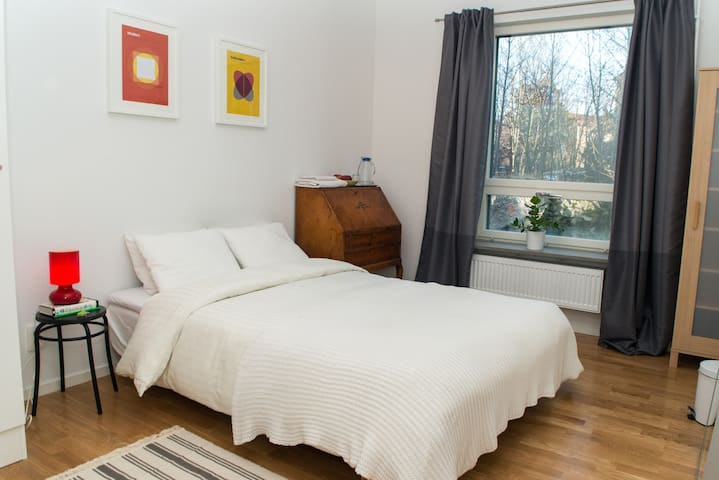 Great Stay in South Stockholm With Free Parking - Estocolmo - Departamento