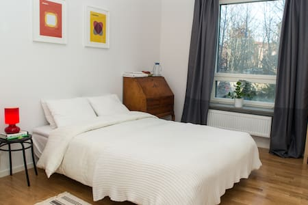 Great Stay in South Stockholm With Free Parking - Stockholm - Apartment