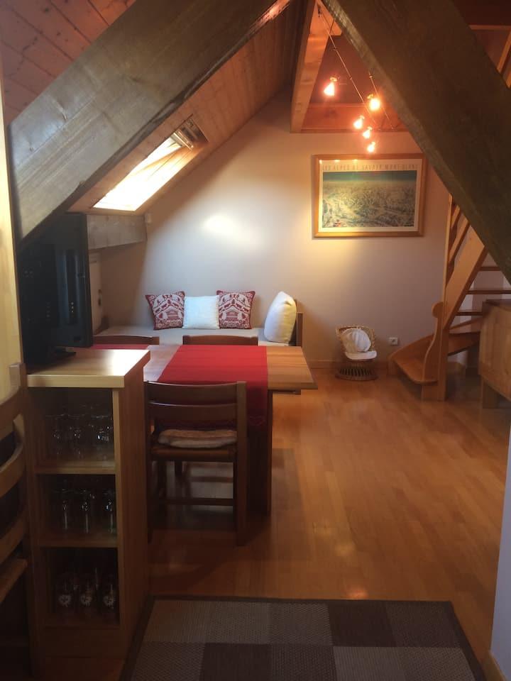 Appartement d'Hôtes agréable tout près de Chambéry