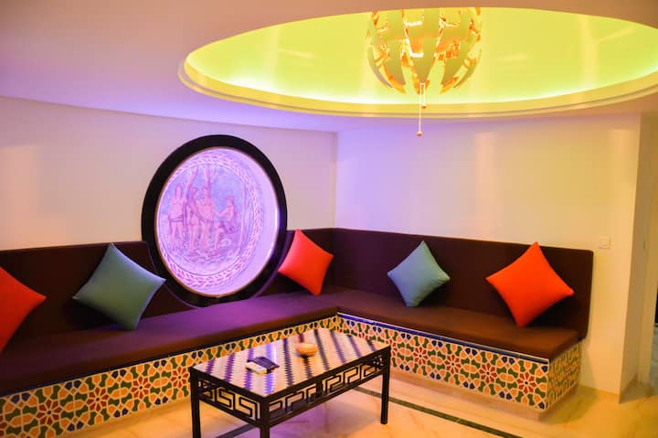 Maison Rayen (Zina Holiday Homes Hammamet)