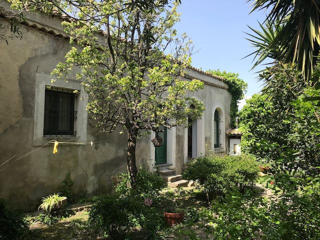 Villa per vacanze DOC a Cirò