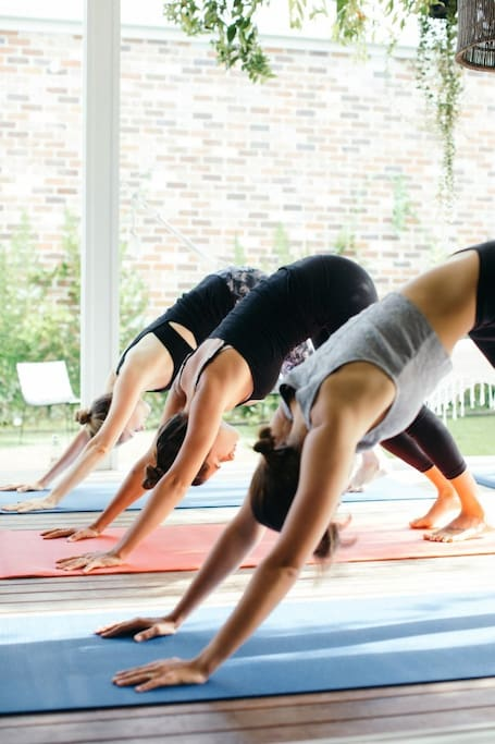 Breathe & Yoga Mobility Class