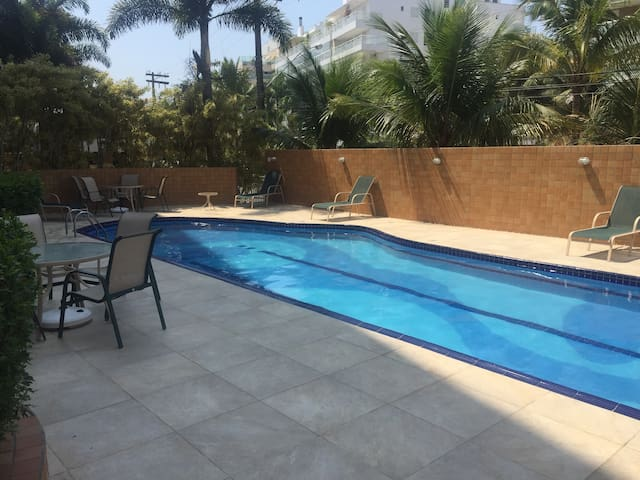 Belo Apto- Riviera 200m da Praia 3dorm 2vagas Mód2