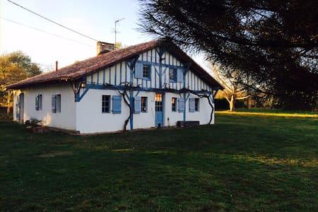 Maison landaise pleine de charme - Laluque