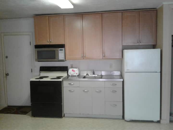 Center of Town 1 Bedroom Condo Near Everything!