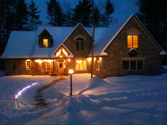 Gore Mt Ski House -  comfort, convenience, views