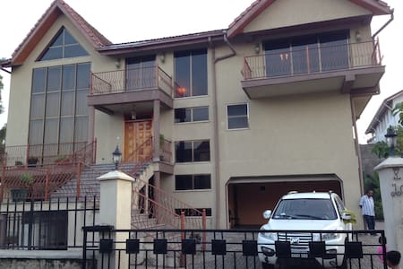3 story villa in Kality - Addis Ababa