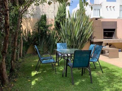 Casa en Metepec ideal para estancias largas