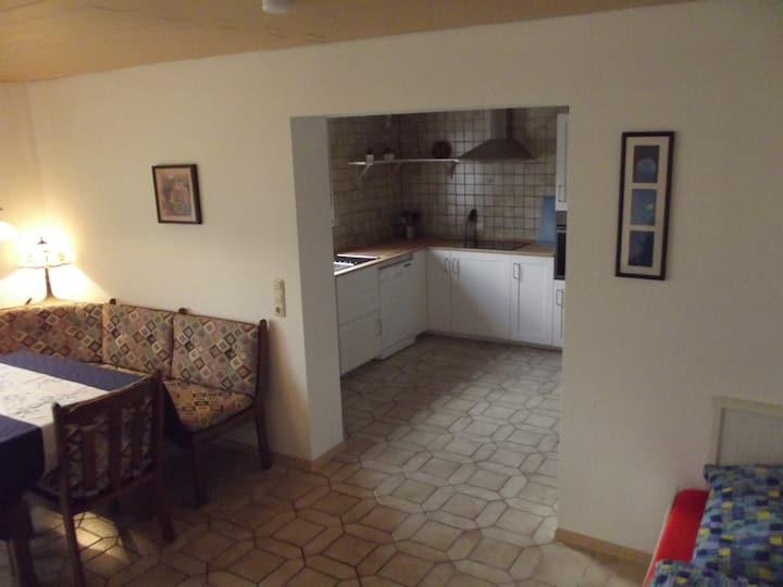 Familienfreundliche Ferienwohnung in Windeck, 75qm