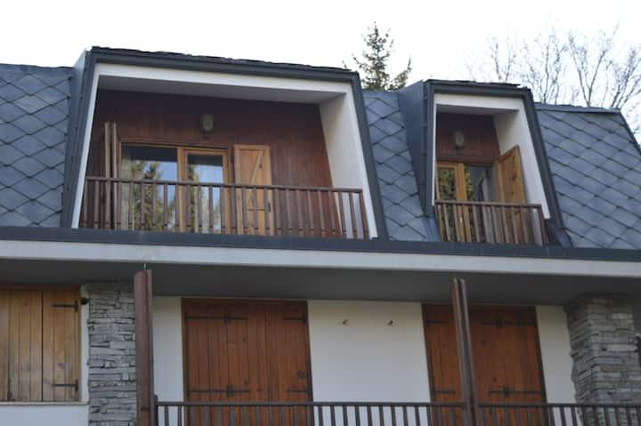 Charming apartment in Sauze d'Oulx