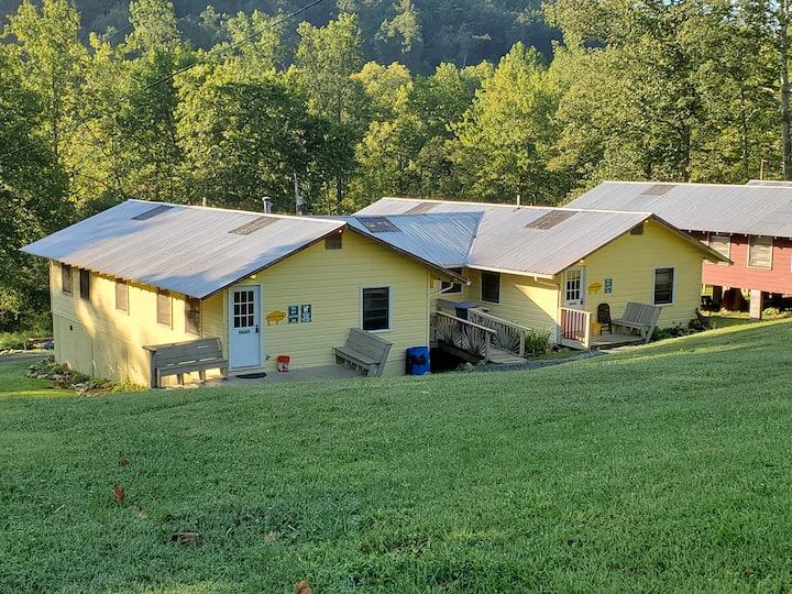 Slane's Knob Cottage at Buffalo Gap