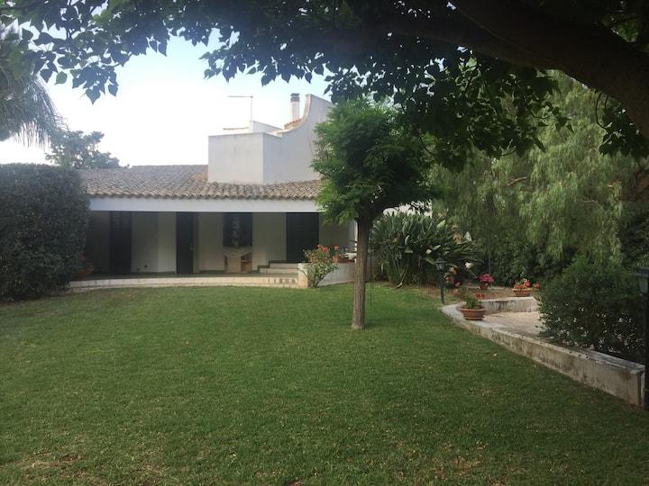 Villa Marea a due passi dal mare