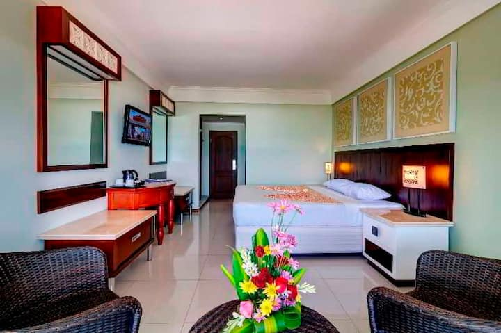 Desirable Double Or Twin Deluxe Pool View At Kuta/ Legian