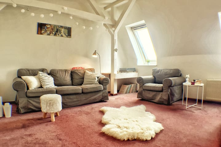 Cozy Romantic Apartment in City heart of Hamburg