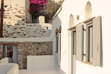 Krokos Boutique House - Tinos