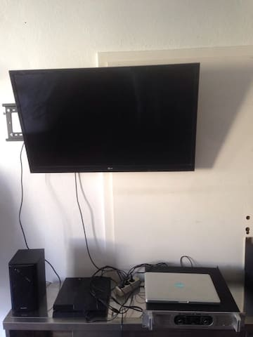 TV and PlayStation in your Room