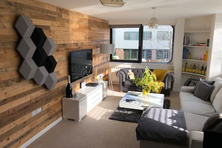 Trendy Swindon Apartment