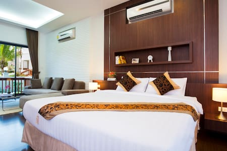 3 Bed Room Grand Suite - ไทย - Bed & Breakfast